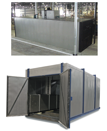 Chicago Industrial Spray Booth