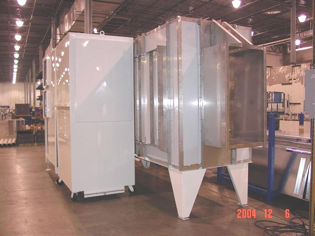 Chicago Il  Paint Booths | Chicago Il  Paint Booth Sales and